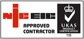 Worcester electrician with NICEIC
